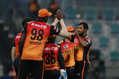 SRH more efficient at building their innings than DC