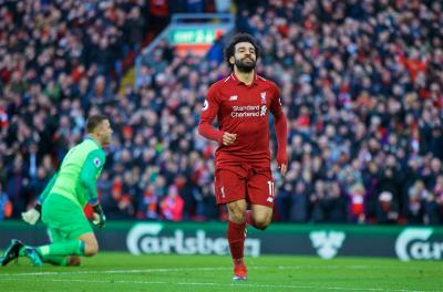 Salah set to train with Liverpool after negative Covid-19 test