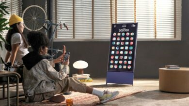 Samsung launches 43-inch rotating TV 'Sero' in India