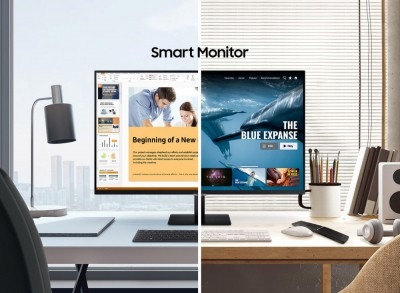 Samsung unveils smart monitor with enhanced usability, connectivity