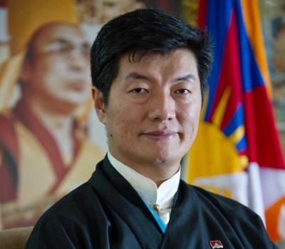 Sangay thanks US Congressman for resolution on Tibet