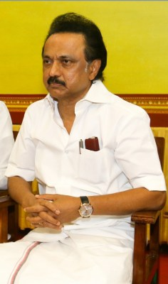 Satisfied with discussions with TN Guv on release of Rajiv killers: Stalin