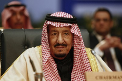 Saudi King calls for reopening economies, mobility of people