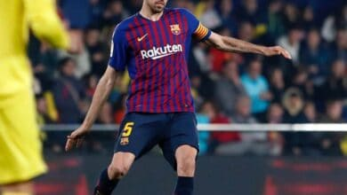 Photo of Busquets ruled out of Spain's Nations League clash due to knee injury