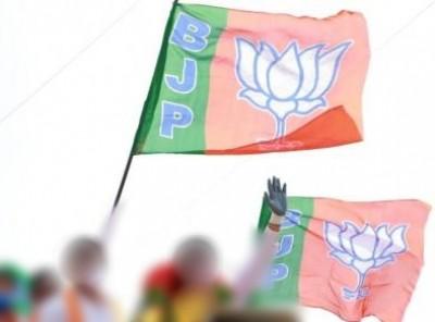 Shock for TRS as BJP wrests Dubbak in Telangana