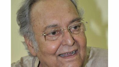 Photo of Amit Shah condoles demise of Bengali actor Soumitra Chatterjee