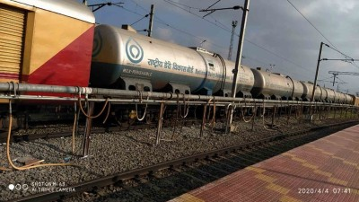 South Central Railway ships 4 cr litres milk from Andhra to Delhi