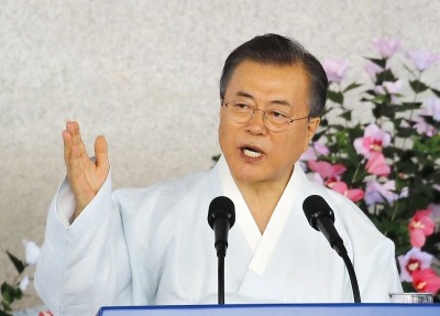 South Korean President inspects biotech cluster in Songdo