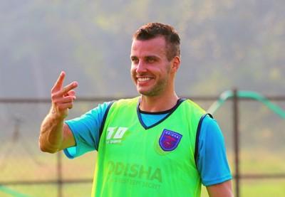 Steven Taylor new captain of Odisha FC for 2020-21 ISL