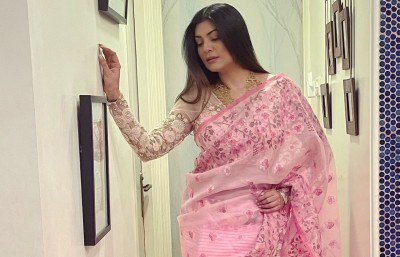 Sushmita Sen: I repeat my clothes and shoes