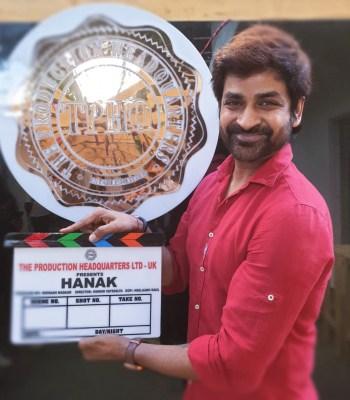 TV star Manish Goel to star as Vikas Dubey in 'Hanak'