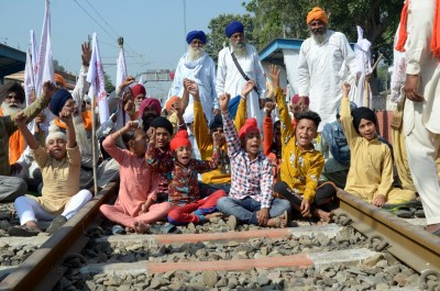 Tracks cleared for train movement: Punjab