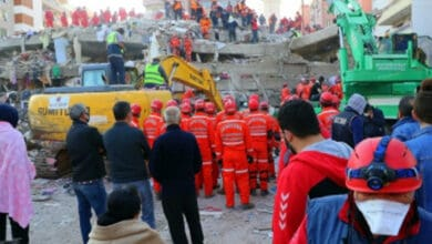 Photo of Turkey: 2 children rescued as quake death toll reaches 81