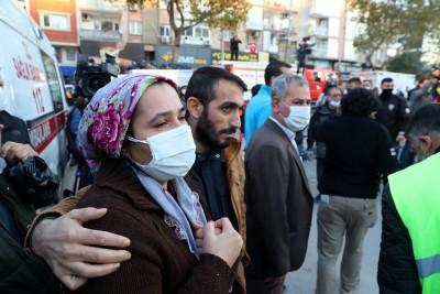 Turkey reports record high single-day Covid-19 cases