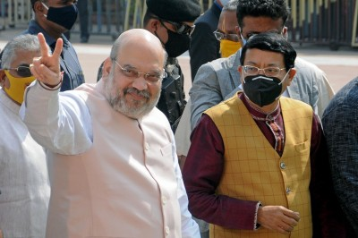 Twitter removes Home Minister Amit Shah's DP, reinstates