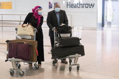 UK bans travellers from Denmark