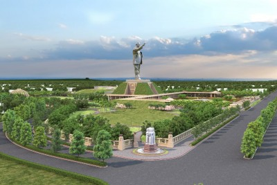 Vijayawada Ambedkar statue should be radiant: Jagan