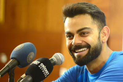 Want to experience beautiful moment of birth of my child: Kohli