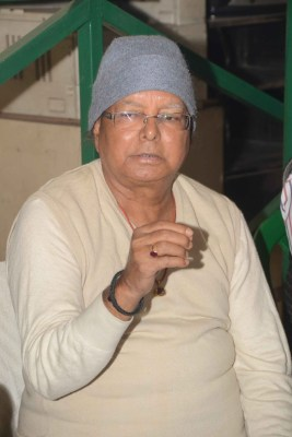 Where was double engine for migrants during lockdown, asks Lalu