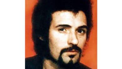 Photo of UK's 'Yorkshire Ripper' serial killer Peter Sutcliffe dies
