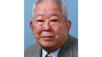 Photo of Japan Nobel laureate Koshiba who found neutrinos dies at 94
