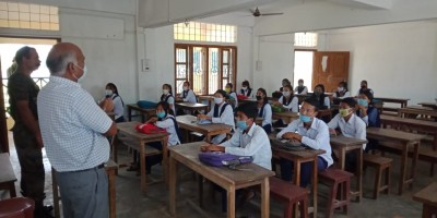 With schools shut in most of NE, Army comes forward to teach