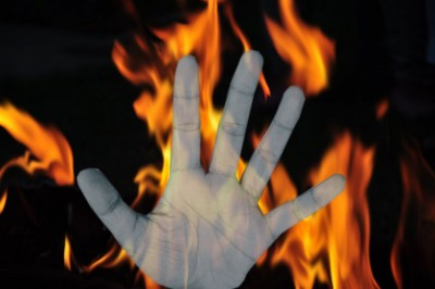 Woman, son attempt self-immolation near Odisha Assembly