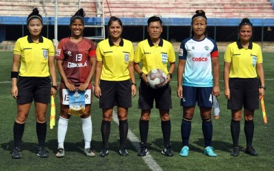 Women referees may officiate men's I-League matches: AIFF Director
