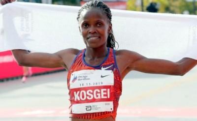 World record holders Kosgei, Yeshaneh to participate in Delhi Half Marathon