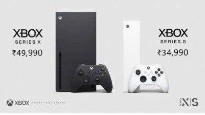 Xbox Series S, Series X now available for purchase in India