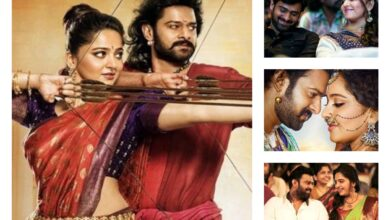 Drool-worthy pics of birthday girl Anushka Shetty & Prabhas
