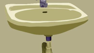 washbasins