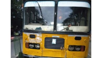 Photo of Hyderabad: 'Drunk' bus driver arrested for pillion rider's death