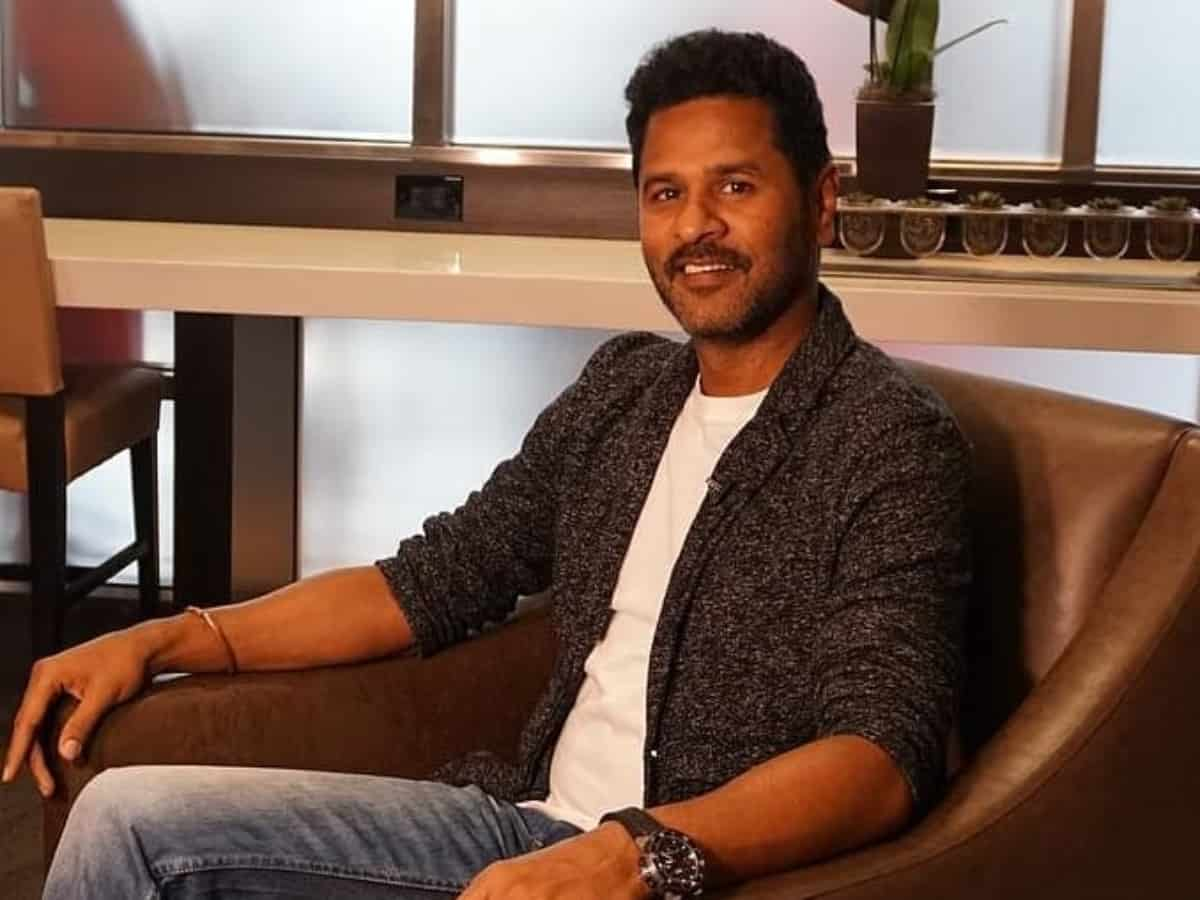 Choreographer Prabhu Deva ties knot in Mumbai: reports