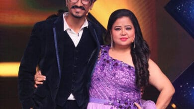 Photo of Comedian Bharti's husband Haarsh arrested by NCB