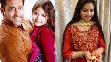 Here's how Munni from Bajrangi Bhaijaan Harshaali Malhotra looks now!
