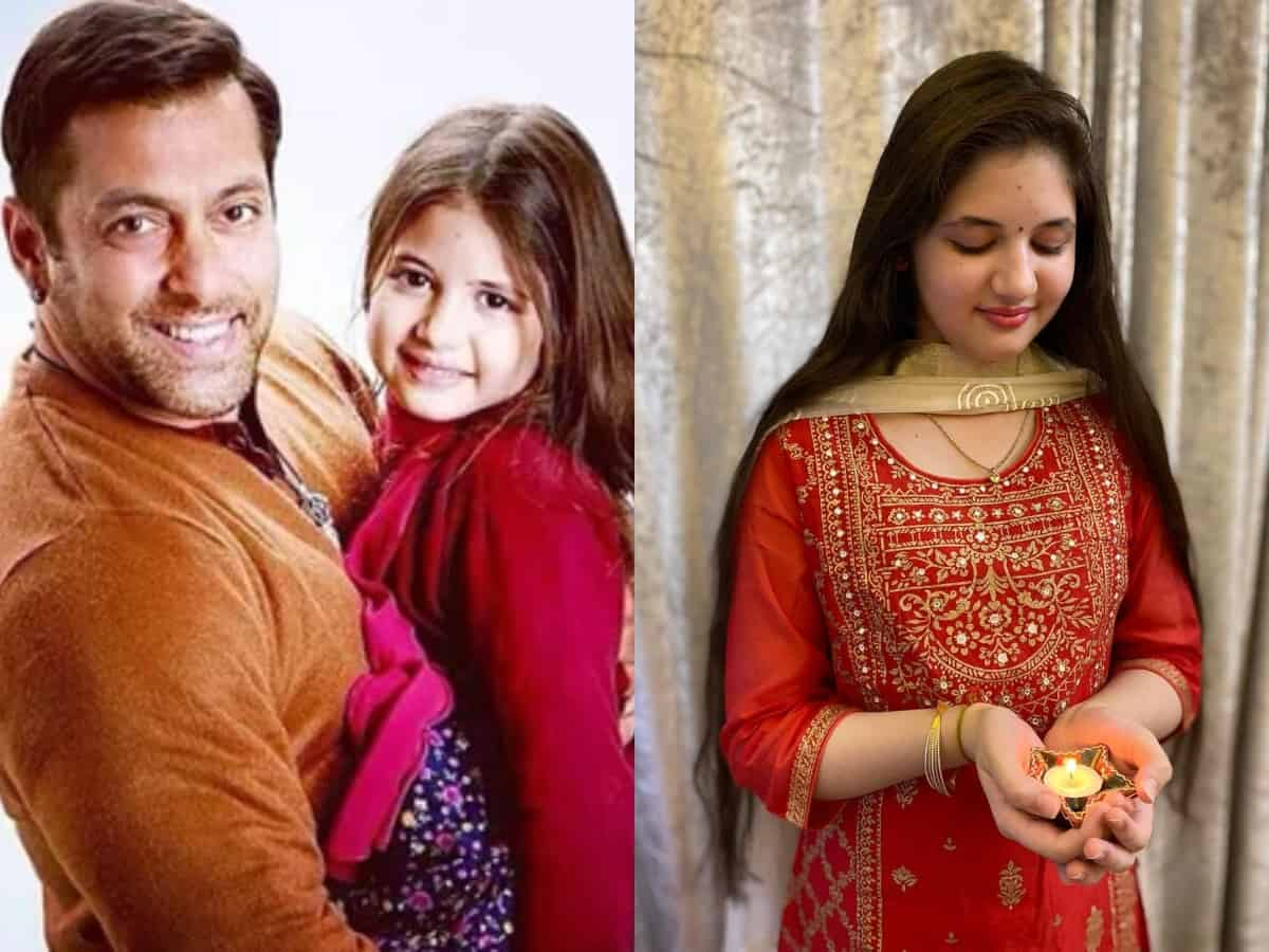 Here's how Munni from Bajrangi Bhaijaan Harshaali Malhotra looks now!