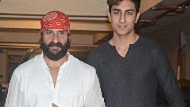 Saif Ali Khan's son Ibrahim Ali Khan all set to make Bollywood debut