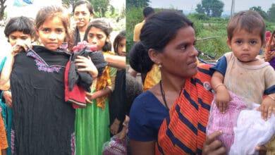 Photo of Telangana: Siasat's Kapda bank distributes clothes in tribal areas of  Adilabad