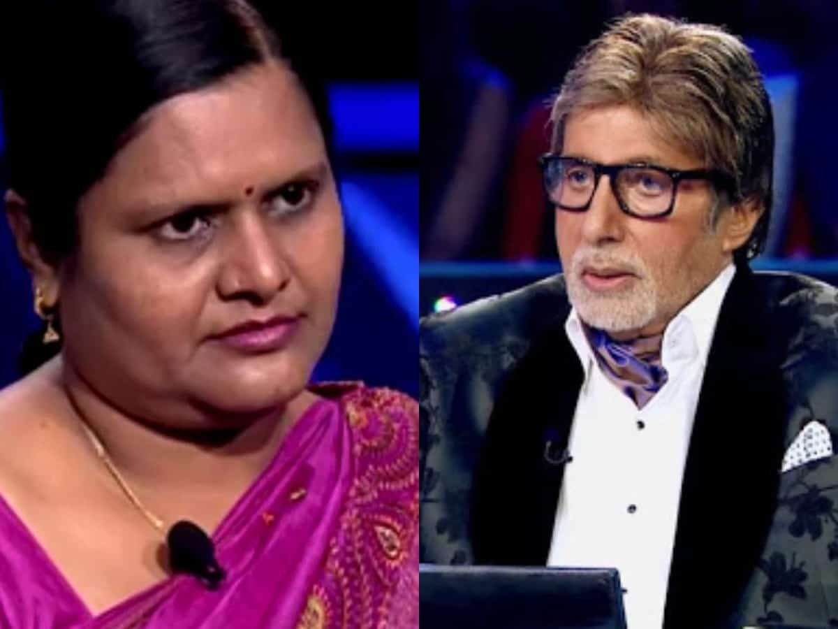 Anupa Das: After Nazia & Mohit, KBC 12 to get its third woman crorepati