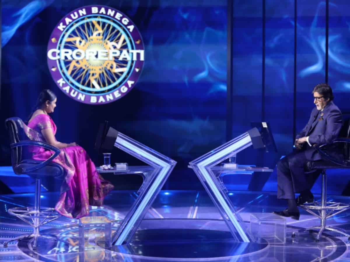 KBC 12's 3rd crorepati Anupa Das couldn't answer Rs 7 cr question. Can you?