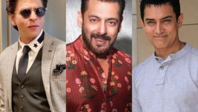 Photo of First time in Bollywood history: Shah Rukh, Salman, Aamir to share screen together