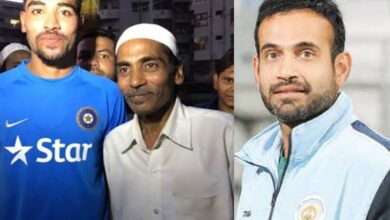Irfan Pathan offers condolences to Mohammed Siraj's family