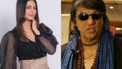 Divyanka Tripathi slams Mukesh Khanna for his 'sexist' remarks