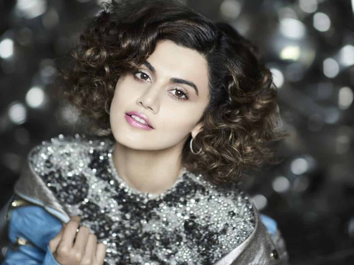 Taapsee Pannu's befitting reply to a troll calling her 'faltu heroine'