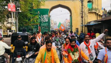 GHMC polls: Lone Muslim face of BJP out to prove a point in Dabeerpura