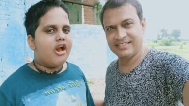 Photo of Comedian Rajeev Nigam's son no more, actor shares heart-wrenching post