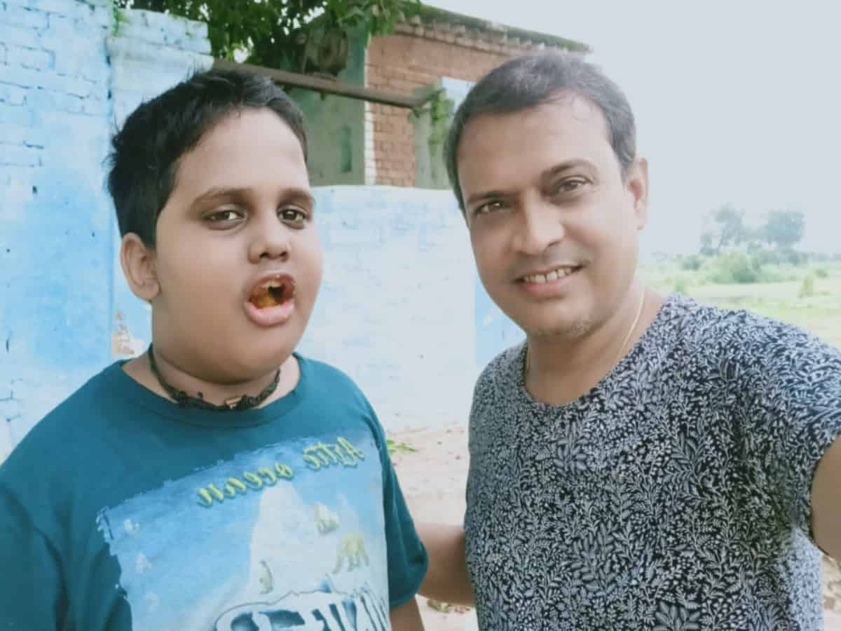 Comedian Rajeev Nigam's son no more, actor shares heart-wrenching post