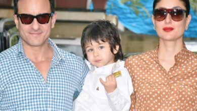 'Chote Nawab' Taimur Ali Khan is related to Rabindranath Tagore; here's how!