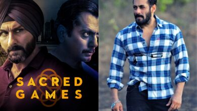 Photo of Salman Khan to play Sikh cop in his own 'Sacred Games'